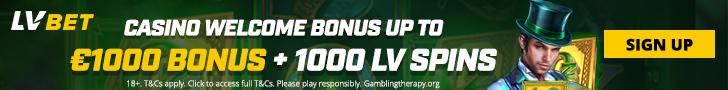 LVbet casino –10 Free Spins on Starburst NO DEPOSIT